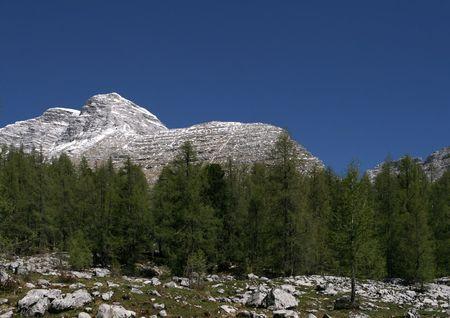 lanscape: Moutains - Totes Gebirge in Austria