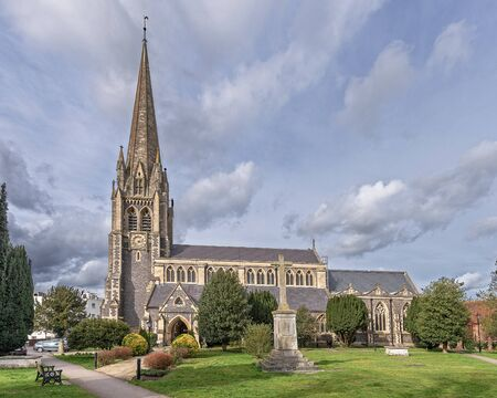 Saint Martin's Cathedral in Dorking