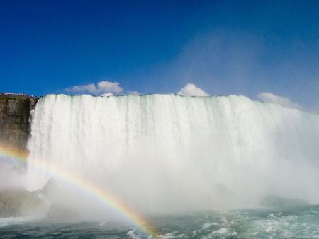 Niagara Falls - View from Canada photo