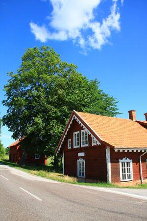 swedish impressions Standard-Bild
