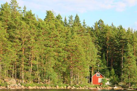 impressions: swedish impressions Stock Photo
