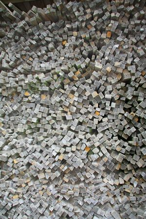 brich: wood Stock Photo