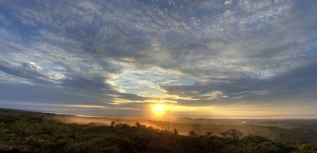 Dawn in La Macarena, Colombia Stock Photo - 12944701