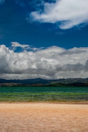 A shot of beautiful Lake Tota in Boyaca, Colombia Stock Photo - 15082730