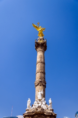 angel de la independencia: Monumento ?ngel de la Independencia en la Ciudad de M?xico