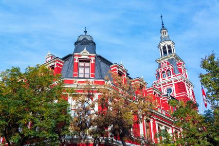 산티아고, 칠레의 옛 역사적인 소방서