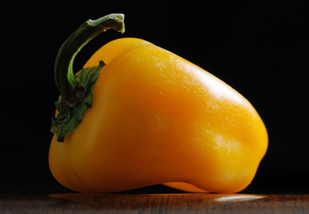 Close up image of pepper Stock Photo
