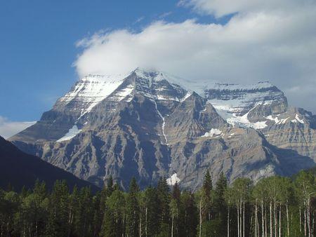 canadian rockies: Mt. Robson, Canadian Rockies