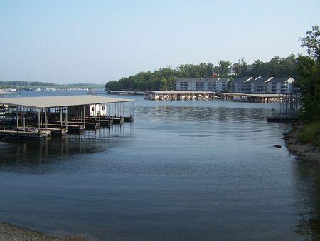 Lake of the Ozarks, Missouri Boat Dock