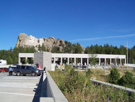'mt rushmore': Mt. Rushmore enterance