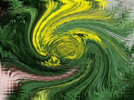 Rippled Swirl
