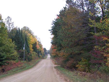 Fall in Wisconsin
