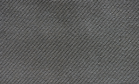 Coarse grain black rubber background photo
