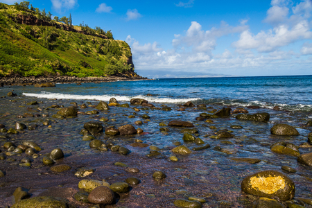 seascapes: Beautiful beaches and coastline of West Maui