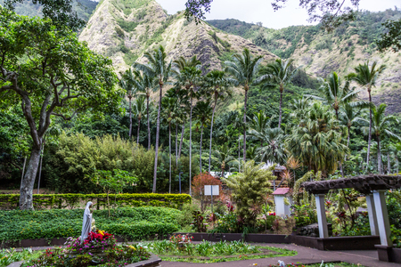 Kepaniwai Heritage Gardens.