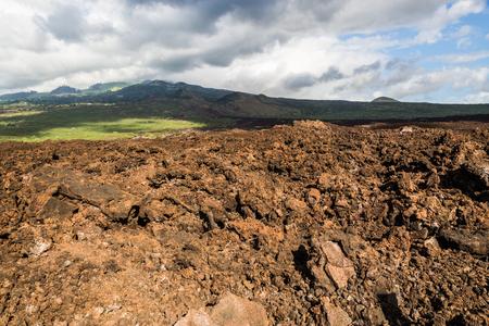Maui Lava Fields are part of the Ahihi Kinau Natural Area Reserve.