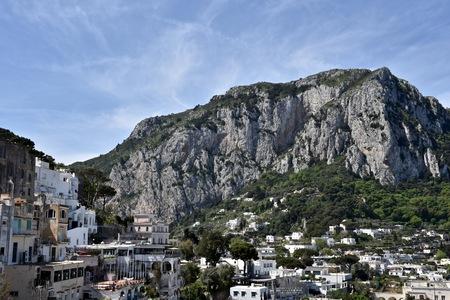 capri: Capri island
