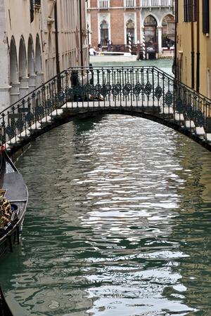 venician: Venice waterway