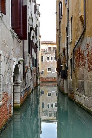 venician: Charming Venice Stock Photo