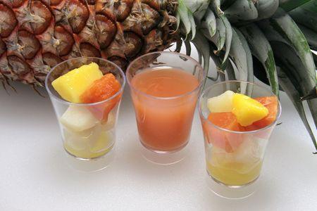 exotics: Fruit cocktail exotics