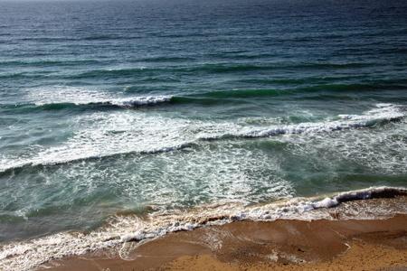 Ocean atlantic in Morocco photo