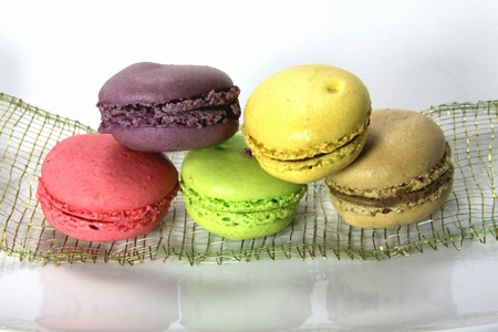 Macaroons with varied colors Stock Photo - 9280233