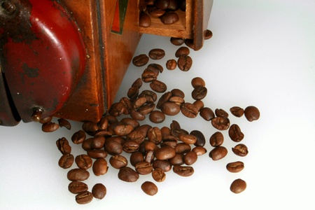 echange: Preparation of coffee with a traditional method
