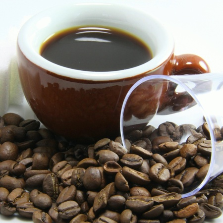 echange: Coffee  prepared with a traditional method