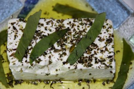 Greek cheese photo