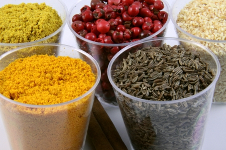 Mixture of spices Stock Photo - 14951503