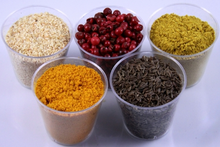Mixture of spices