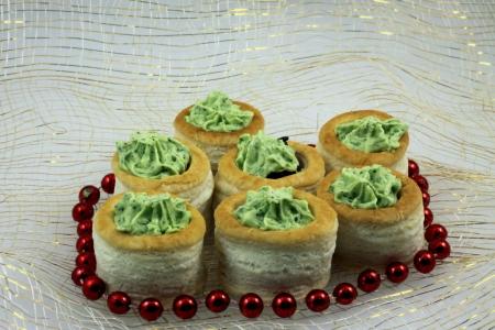 speciality: Snails - gastronomic speciality Stock Photo