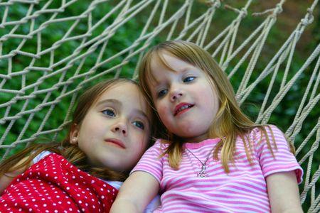 daydream: Two children