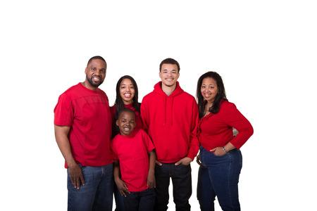 5 の大家族