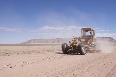 grading: evaluador de clasificaci�n de la carretera en Namibia