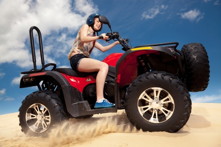 ATV Stock Photo - 11414569