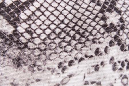 printed: fabrich textil clothes closeup macro backround texture Stock Photo