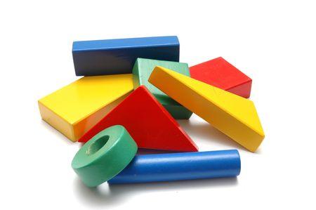 toy blocks: Wooden Building Blocks 3