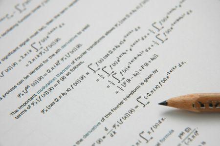 formulae: Deriving a Formulae