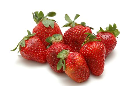 Many Strawberries Stock Photo - 274630