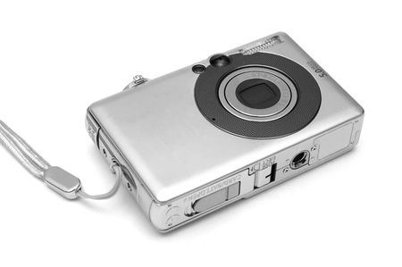 A 5MP Generic looking Digital Camera without any brands marking