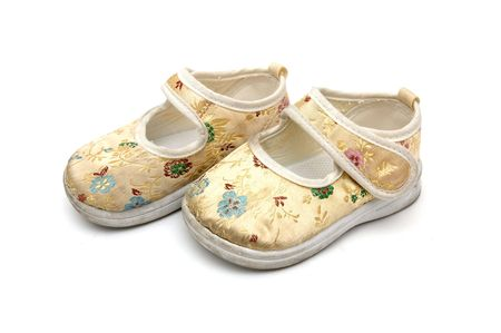 Generic Canvas Shoes for  Stock Photo