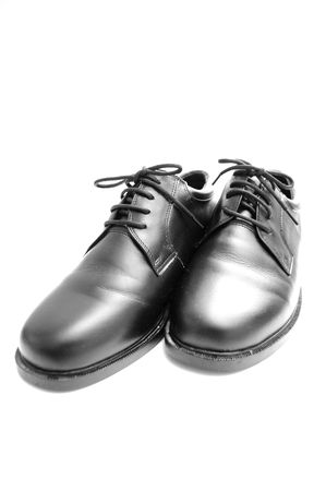 High Key Leather Shoes