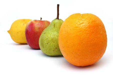 Fruit Series - 3 Stock Photo