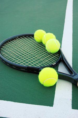 Tennis 1 Stock Photo