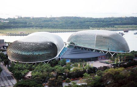 Esplanade Singapore - The Eye Éditoriale