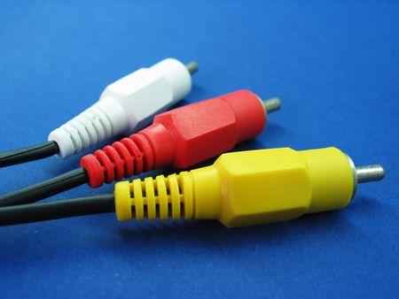 rca: RCA - bianco rosso giallo