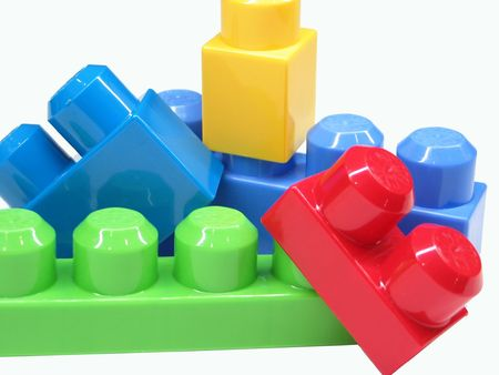 Building Blocks for Kids Banque d'images