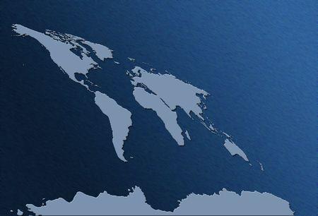 slant: Slant World Map