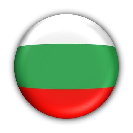 World Flag Button Series - Europe - Bulgaria (With ) photo
